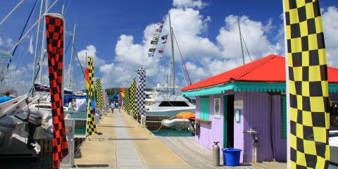 Yacht base