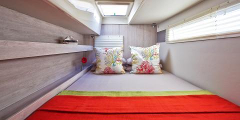 Moorings 4000 cabin