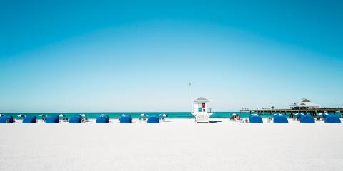 Clearwater Beach Florida - Image credit: Visit St. Pete Clearwater