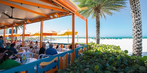 Frenchy's at Clearwater Beach Florida - Image credit: Visit St. Pete Clearwater