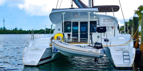 FYC Fountaine Pajot Mahe 36 – Daydream Believer