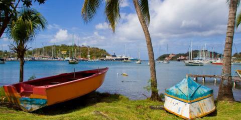 Grenada beach