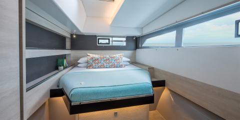 Moorings 5000 - 4 Cabin Catamaran | The Moorings
