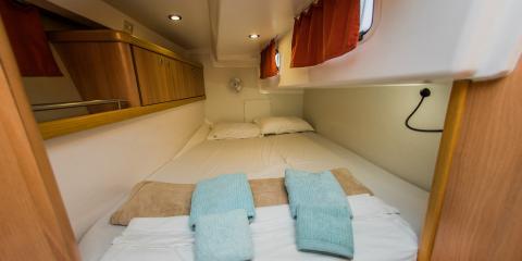 moorings 413 cabin