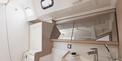 Moorings 46.3 Cabin Interior