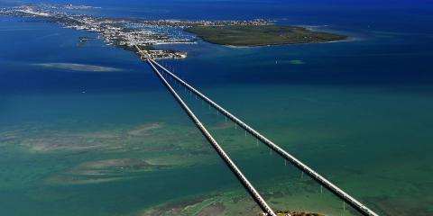 Seven Mile Bridge to Florida Keys