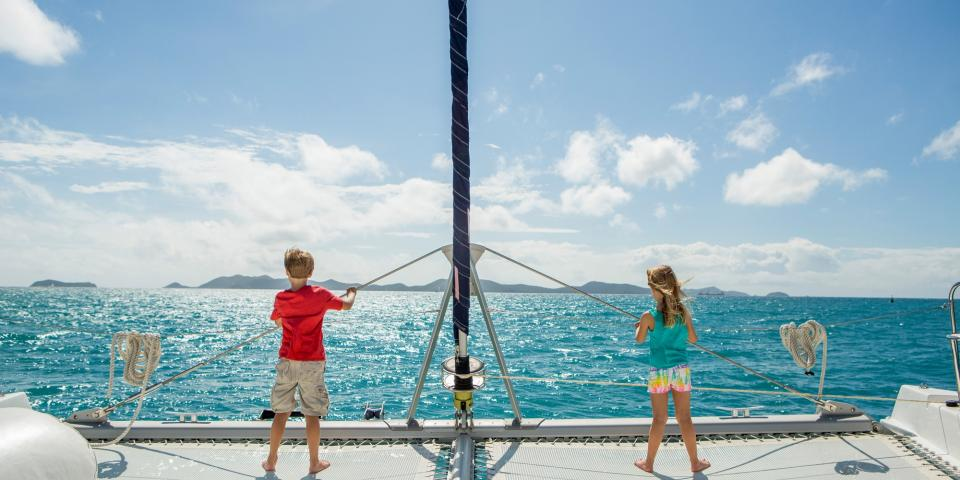 Whether Youre Trying To Pass On Your Passion For Offshore Adventure Children Or Simply Helping Them Get Excited An Upcoming Sailing Vacation