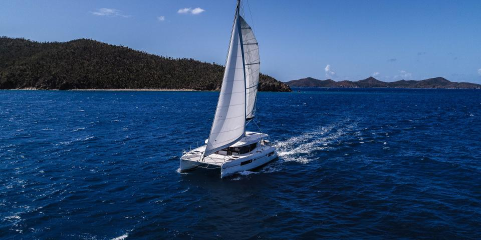 Luxury Yacht Charters Sailing Vacations The Moorings