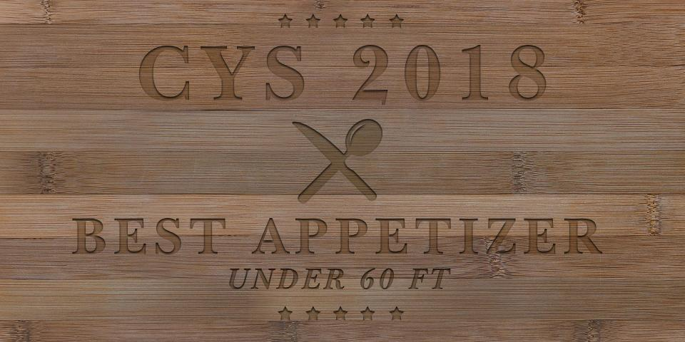CYS Cutting Board Award