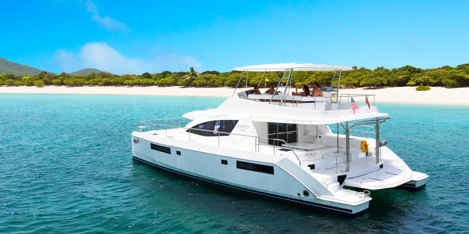 island yachts caribbean virgin Windward