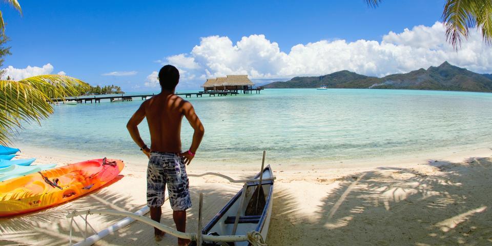 Tahiti singles Dating