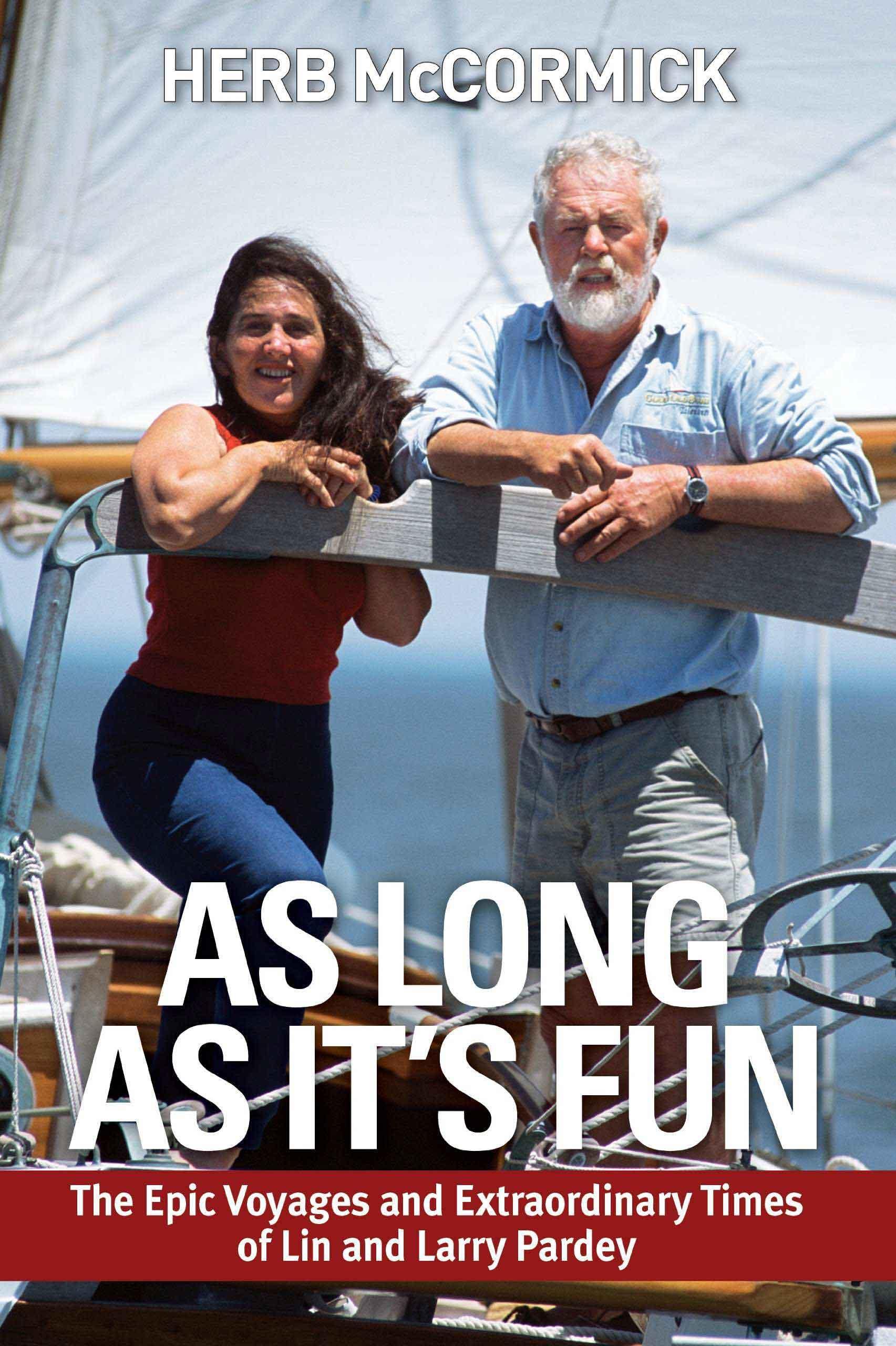As Long As It's Fun Book Cover