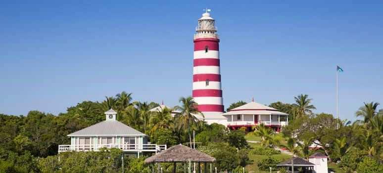Hope Town Lighthouse Bahamas