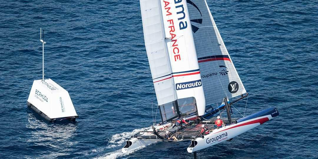 America's Cup Team France