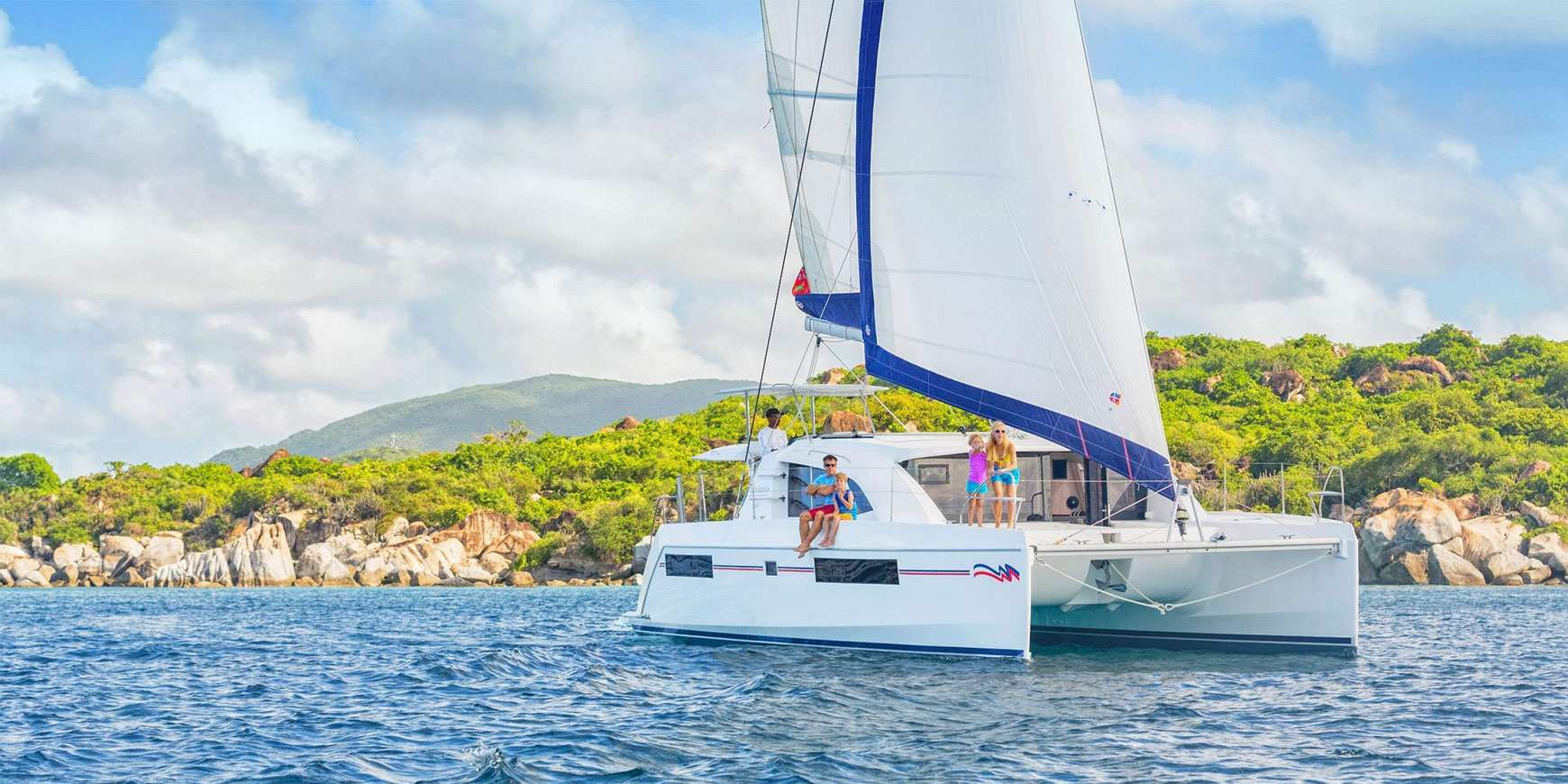 The Best Bareboat Sailing Destinations   The Moorings