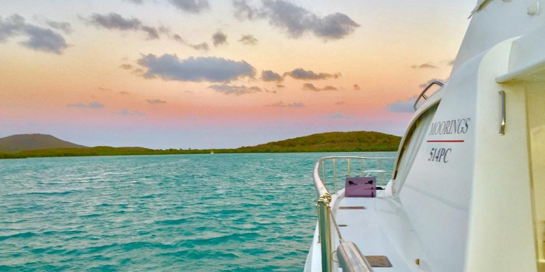 6 Tips to Consider Before Your First Yacht Charter