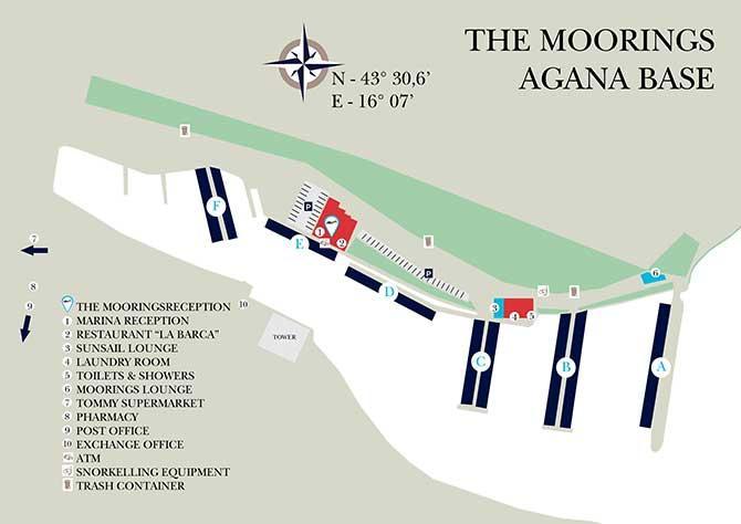 Marina Agana map