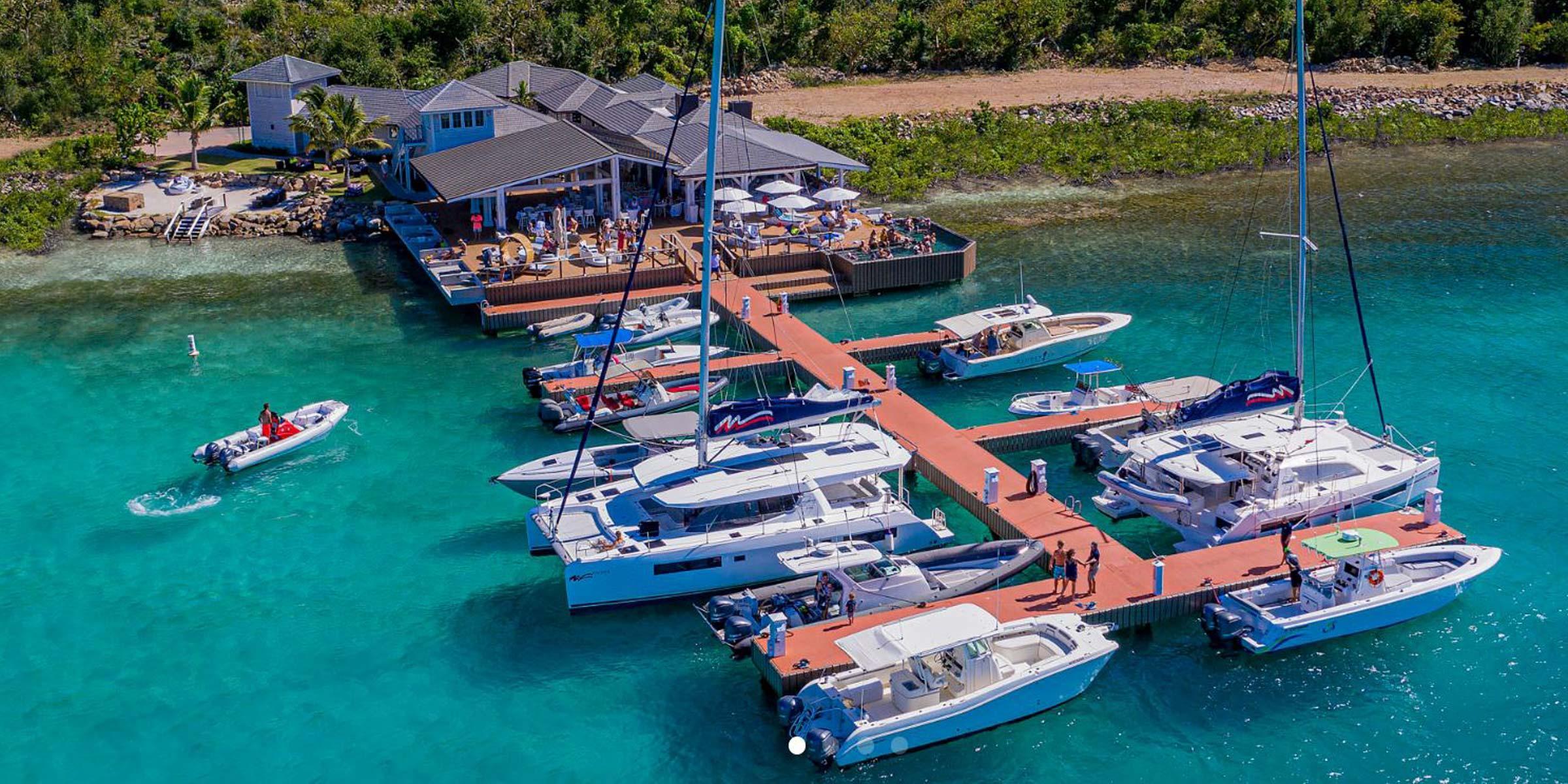 Oil Nut Bay Marina and Resort