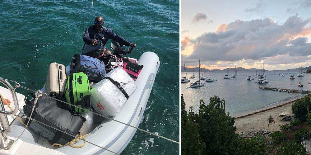 Christmas In July 2019 Bvi.The Best Of The Bvi 10 Day Charter Itinerary The Moorings