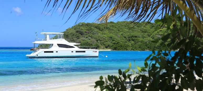 Power Yacht Charters in Beautiful St. Lucia