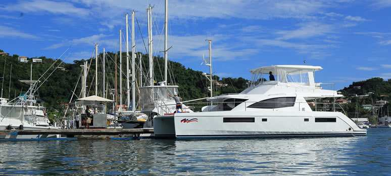 Power Yacht Charters from St. Lucia to Grenada