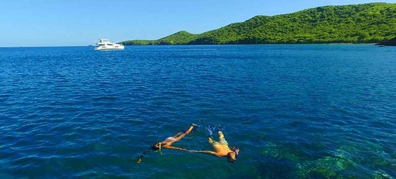 6 Must See Snorkeling Spots In Puerto Rico The Moorings
