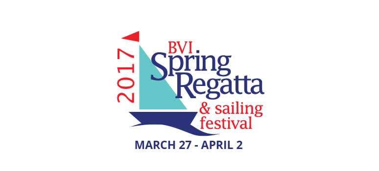 BVI Spring Regatta & Sailing Festival Logo