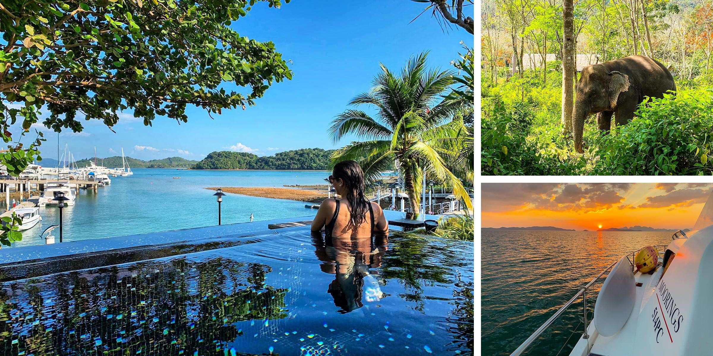 Thailand Ao Po Marina