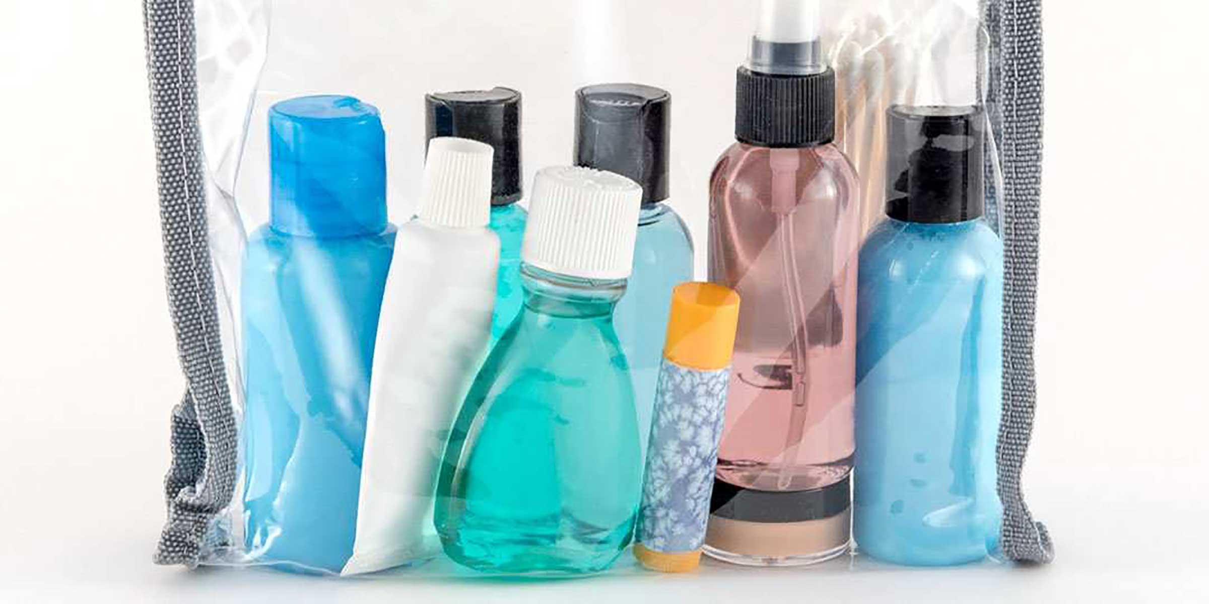 Toiletries to pack for Caribbean vacation