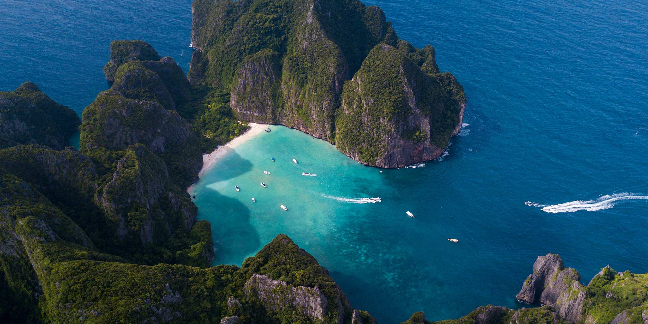 summer places thailand sail moorings vacation spots vacations sailing yacht featured discover